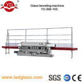 Una linea retta verticale macchina di vetro di smussatura delle 10 rotelle del mosaico
