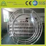 Ферменная конструкция алюминия случая согласия освещения оборудования этапа