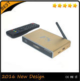 Amlogic S812 Firmware Support 4k 3D Ott Andriod Fernsehapparat Box