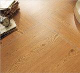 Azulejo de suelo de madera del diseño con la porcelana Style24*24 rústico de cerámica del precio de fábrica
