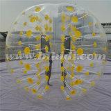 Le premier football de bulle de la vente TPU, bille de bulle du football de gosses pour les parties de football D5053