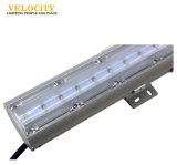 PMMAカバーとの屋外の照明のためのIP66 LEDの壁の洗濯機ライト