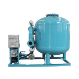 Máquina do filtro de água da areia do desvio para o abastecimento de água de circulação