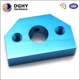 Sabbiatura di giro di macinazione di CNC personalizzata alta precisione/parti stridenti di /Anodizing