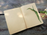 Promotion Gift를 위한 학교 Supply Kraft Sewing Notebook