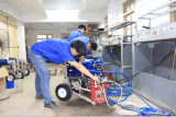 6L 고압 Electiric 피스톤 펌프