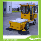 Diesel Engine Road Sweeper Car pour City Road