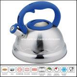 Vaisselle de cuisine en nylon de bouilloire de l'eau d'admission de configuration de fleur de traitement