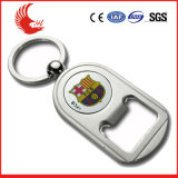 Gepersonaliseerde voet-Gevormde Flesopener Keychain