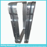 De Uitdrijving van het Profiel van het Aluminium van de Uitdrijving van het aluminium met het Buigen van het Anodiseren voor Karretje CAS