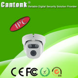 5.0megapixel камера IP ультракрасного купола H. 264 P2p водоустойчивая (KIP-DR40)