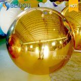 المهرجان فعاليات المرحلة الديكور مرآة كرات الذهب البسيطة ديسكو نفخ مرآة الكرة