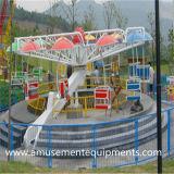 Dubbele het Vliegen van de Apparatuur van het Pretpark van Mantong Ritten