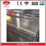 Gordijngevel van het Aluminium van de Bekleding van de Voorzijde van het aluminium Prefinished (JH190)