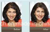 melhor fibra natural mais cheia do pulverizador do preto do espessador do cabelo 25g