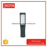 18 LED 3.7V 1800mA李電池の働くライト