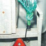 ポリプロピレンの高い破損強さのKnotless緑のトレーラーのネット