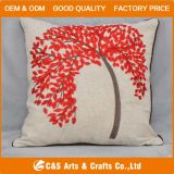 Home Textile를 위한 주문 Hot Sale Embroidery Fabric Cushion