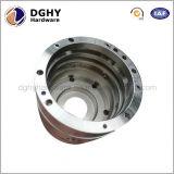 Goede het Werk CNC CNC van het Aluminium van de Douane van Delen//Malen//het Stempelen/van het Ponsen Deel Draaibank die draait anodiseert machinaal bewerkt