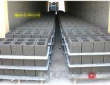 Ciment moyen Qtj4-35 creux Bloquer Making Machine
