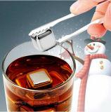 Наградные многоразовые камни вискиа Barware нержавеющей стали/утесы вискиа