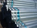 Quente mergulhado galvanizado em volta das câmaras de ar/tubulações de aço para o material de construção