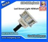 Luz de calle del fabricante 40W LED del SGS ISO9001