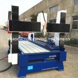 Router de mármore Jcs1325hl do CNC da máquina de gravura do granito