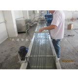 Granulador gêmeo do parafuso refrigerar de água