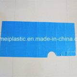 Materiale del PE e tipo a gettare grembiule della plastica