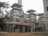 발전소 이용된 폐열 회수 보일러