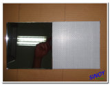 vetro dello specchio di sicurezza di appoggio vinile di 6mm - di 3mm per i portelli scorrevoli, Governi, guardaroba, mobilie