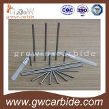 Carboneto de tungstênio Rod/barra de Yg6X Yl10.2 H6 para a peça do desgaste