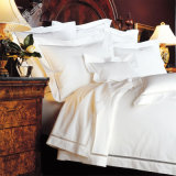 Cotone 100% o T/C 50/50 Embroidery Hotel/Home Bedding Set (WS-2016273)