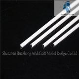 de Hoeken van het Styreen Fineline van 4mm*4mm. voor Modelbouw