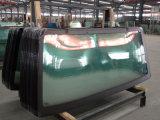 自動ガラスをひくための水平CNCのガラスエッジング機械
