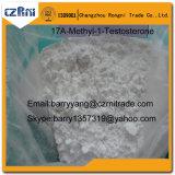 Ormone steroide orale CAS no. 58-18-4 17A-Methyl-1-Testosterone di alta qualità