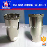 Marble를 위한 Electroplated Diamond Drill Bits