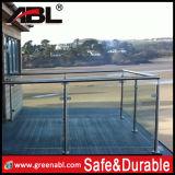 Poste de la cerca del balcón del acero inoxidable de Abl (DD002)