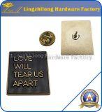 ReversPinchina Großhandelspin-Reverskundenspezifische Pin-Abzeichen