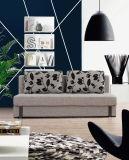 moda sofá-cama com armazenamento (2301A)