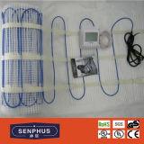 Couvre-tapis radiant de câble chauffant d'étage de PVC