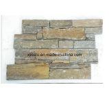 고품질 벽을%s 자연적인 슬레이트 문화 돌