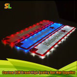 中国Factory 3D Brand LED PVC Soft Bar Mat Barwares