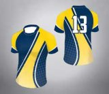 Rugby fait sur commande Jersey de mode de la qualité 2016 avec la sublimation