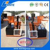 Wt1-25連結の粘土の煉瓦作成機械