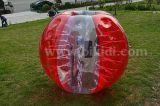 Fútbol superventas de la bola de la burbuja de PVC/TPU, balón de fútbol de la burbuja, fútbol de la burbuja