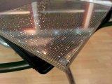 Película de la ágata, película de la tela, vidrio decorativo, vidrio laminado, gafa de seguridad