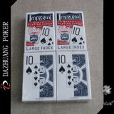 Имперский PVC Poker Bridge Size для Large Index