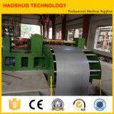 Hohe Leistungsfähigkeits-Silikon-aufschlitzende Stahlmaschine